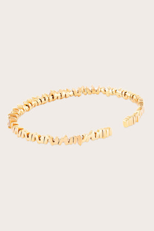 SUZANNE KALAN - Classic Fireworks Bangle, Gold