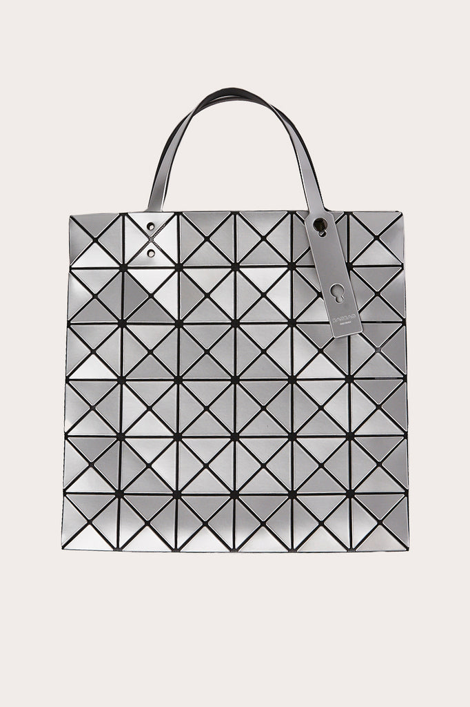 Lucent Tote Bag, Silver