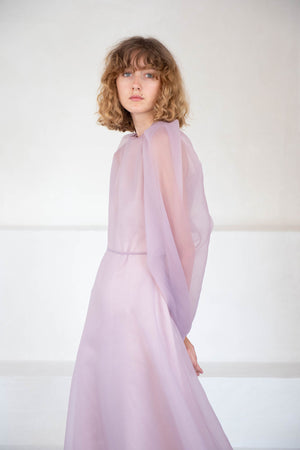 BEAUFILLE - beha dress, pale pink