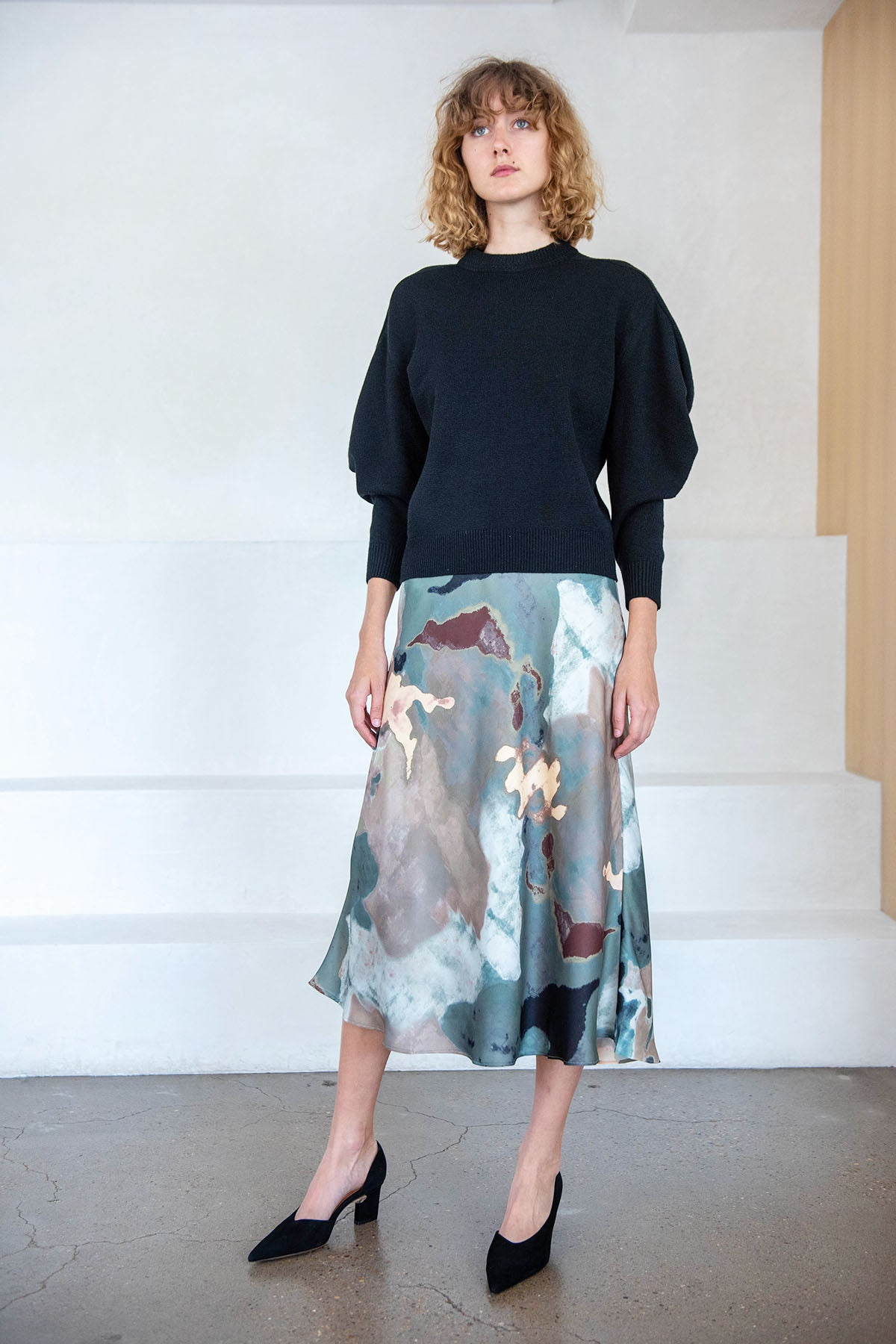 BEAUFILLE - hume skirt, multi