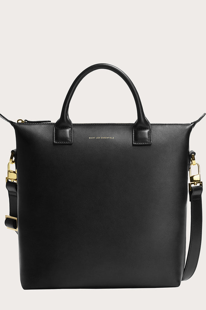 Mini O'Hare in Black by Want les Essentiels