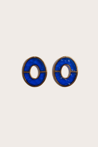 Blue City Earrings