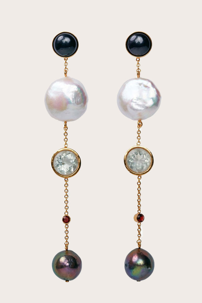 Lizzie Fortunato - Bon Vivant Earrings
