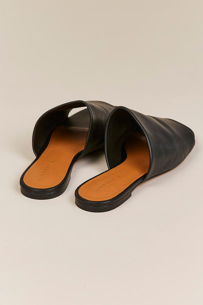 Robert Clergerie - Itou Perfect Slide, Black