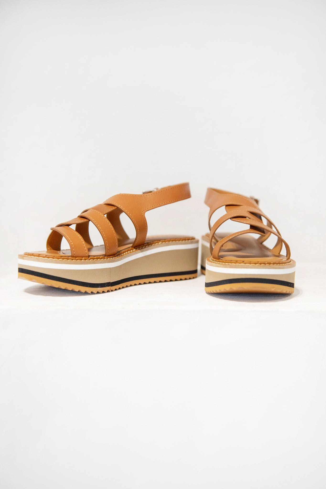Robert Clergerie - FILOE platform sandal, ground