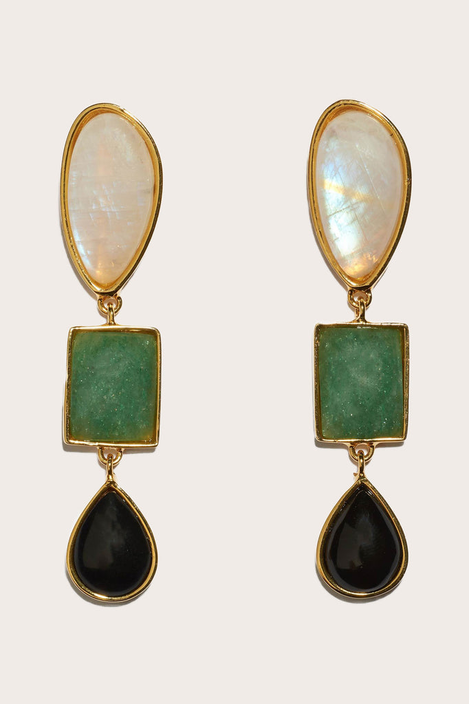 Lizzie Fortunato - Color Field Earrings