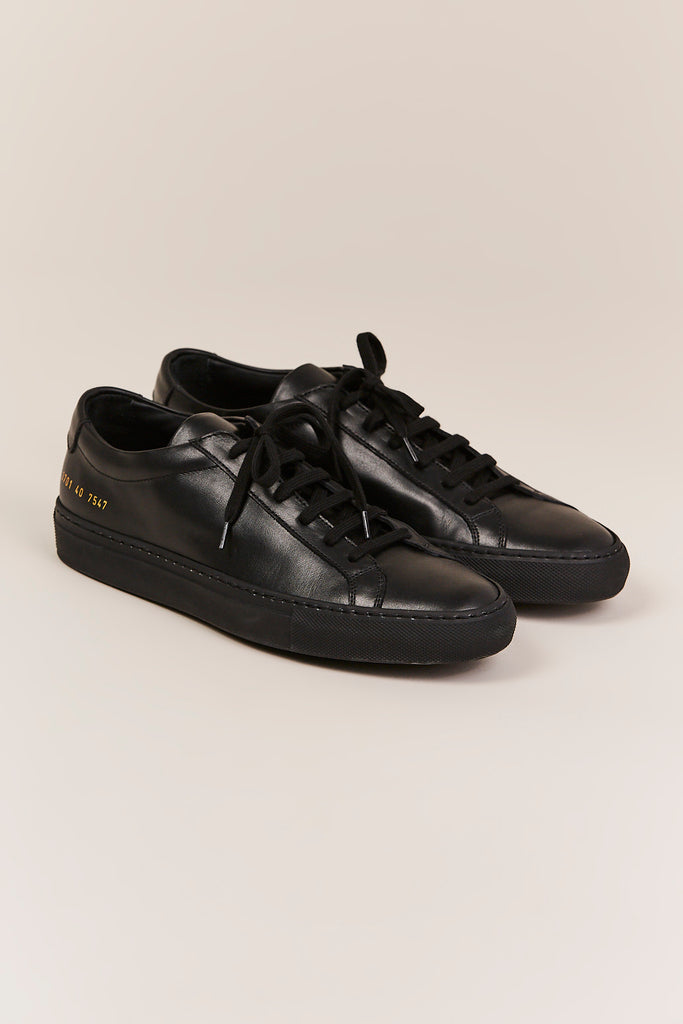 Original Achilles Low, Black