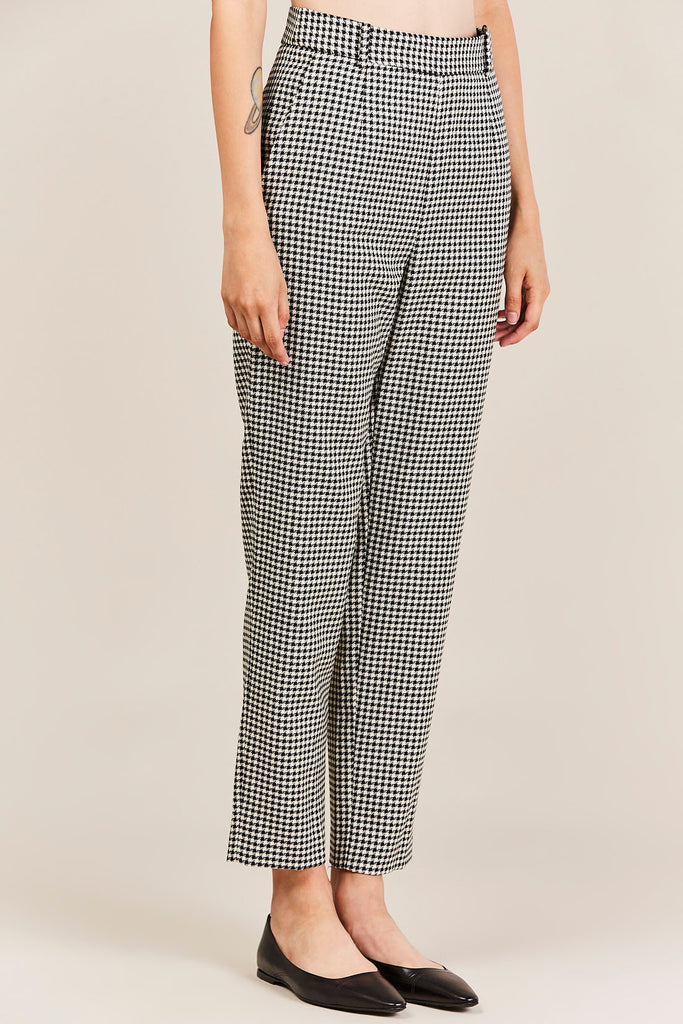 Creatures of Comfort - Moulder Pant, Houndstooth