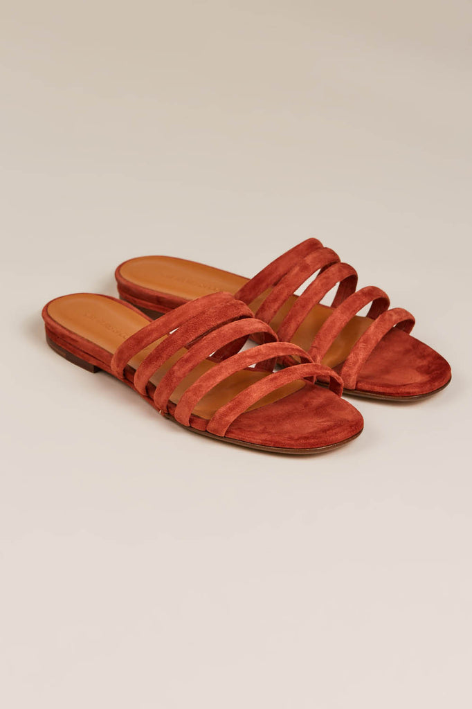 Como Sandal Slide, Cinnamon by Creatures of Comfort