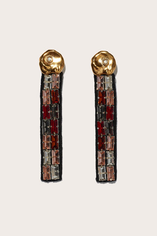 Discoteca Earrings, Multi