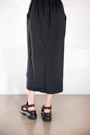 DRIES VAN NOTEN - SORIAS skirt, black