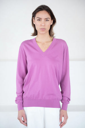 DRIES VAN NOTEN - NEUTRON sweater, pink