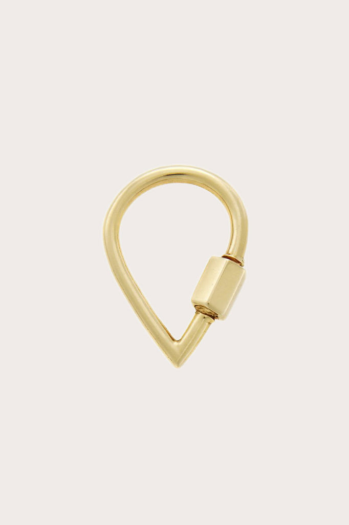 MARLA AARON - Drop Lock, Gold