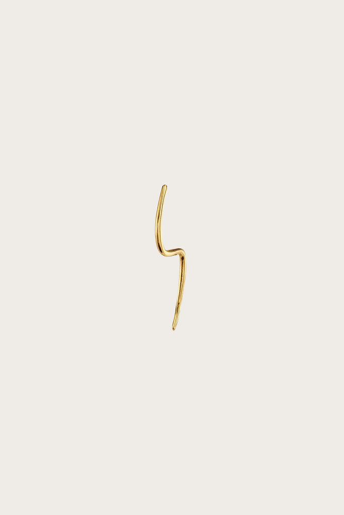 Twisted Tusk Earring - Gabriela Artigas