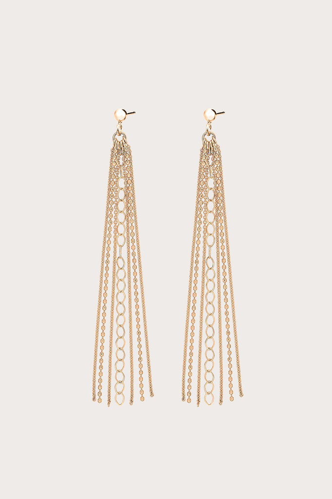 Ginette NY - Unchained Long Earrings