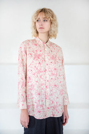 Hope - ELMA clean shirt, pink
