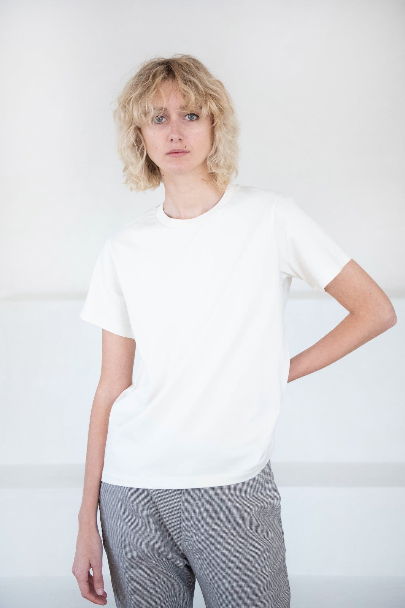 Hope - standard tee, off-white
