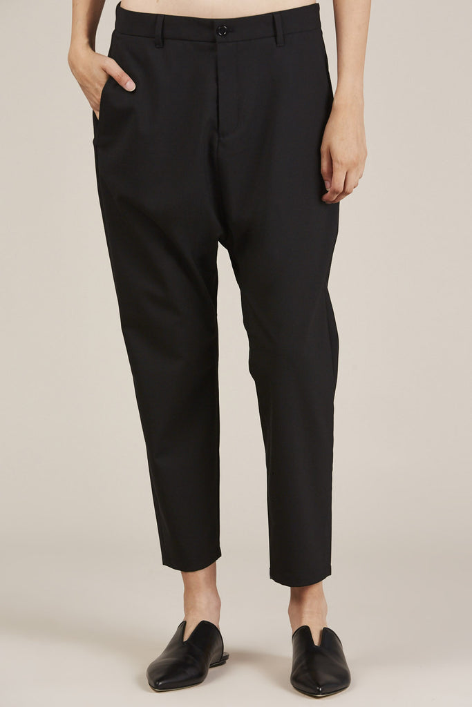 Hope - Was Suit Trouser, Black