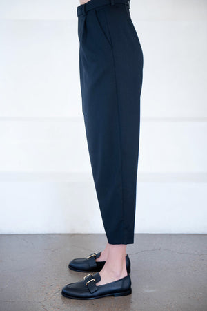 Hope - cast trouser, black
