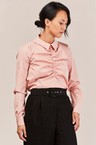 Bellini Gathered Shirt