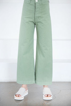 Jesse Kamm - sailor pant, shrub