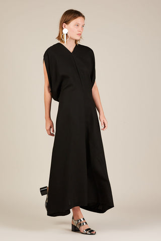 Candelbra Dress, Black