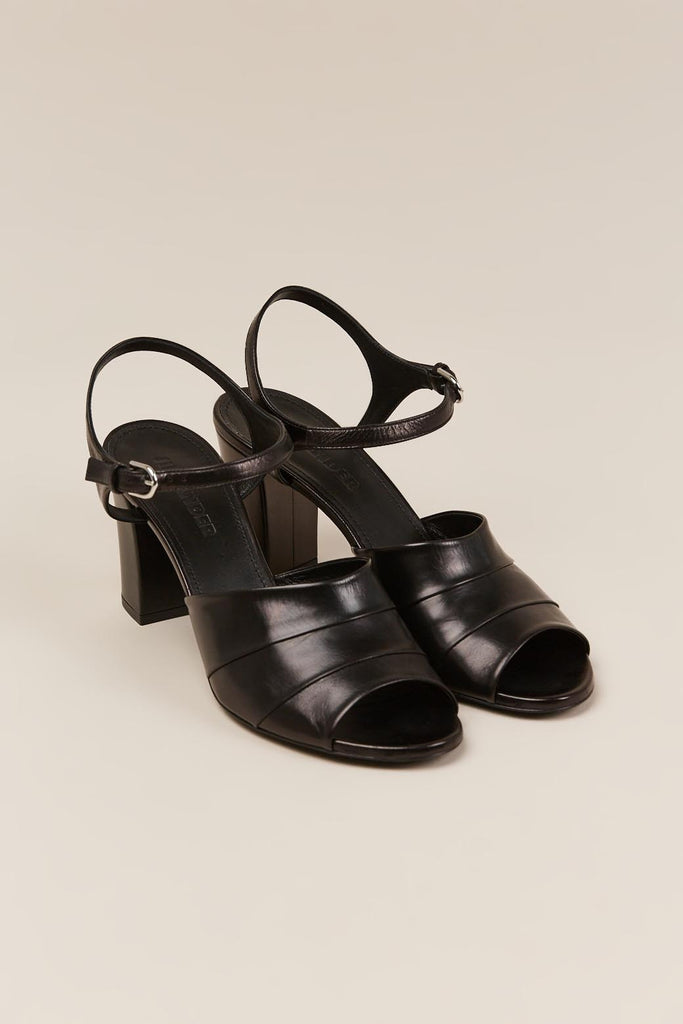 Metal Heel, Black