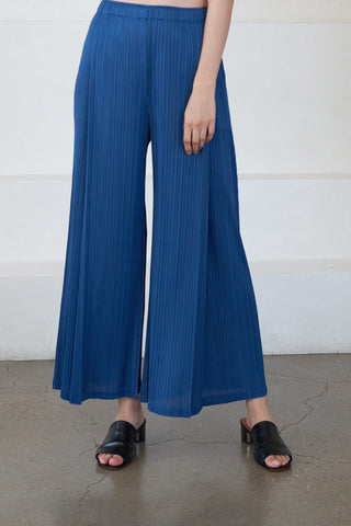 monthly colors pant, Cerulean