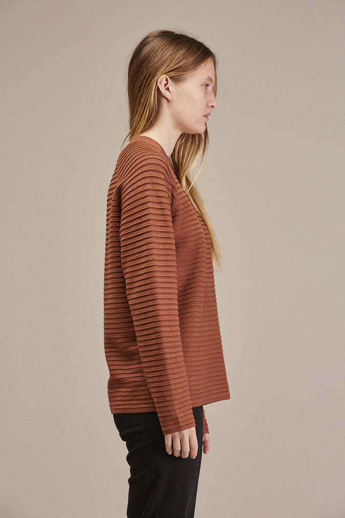 Blair Loose Sweater by Won Hundred @ Kick Pleat - 3