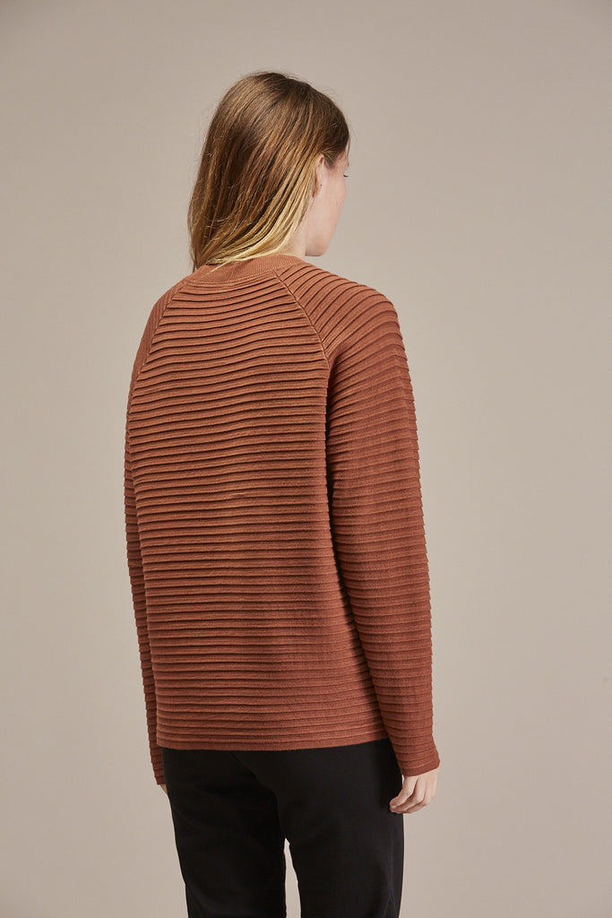 Blair Loose Sweater by Won Hundred @ Kick Pleat - 4