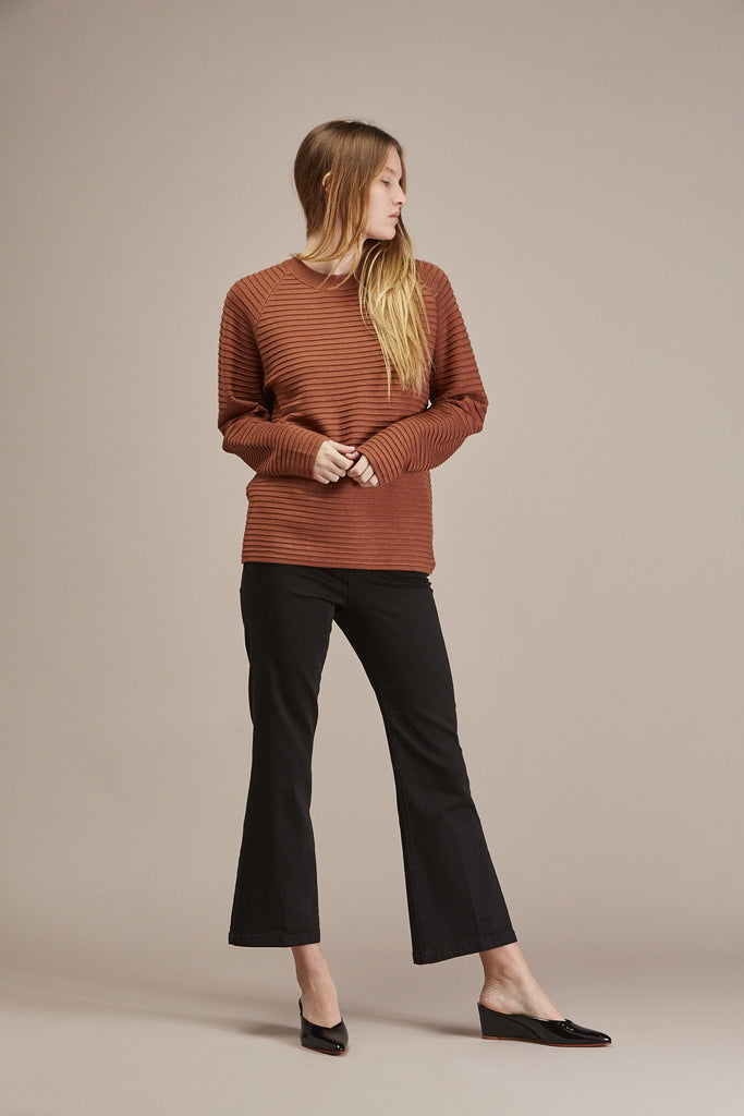 Blair Loose Sweater by Won Hundred @ Kick Pleat - 1