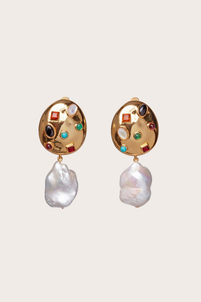 Lizzie Fortunato - La Bomba Earrings