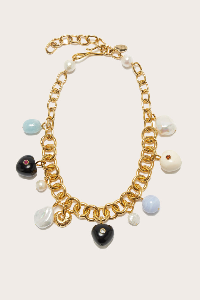 Lizzie Fortunato - Lalla Necklace