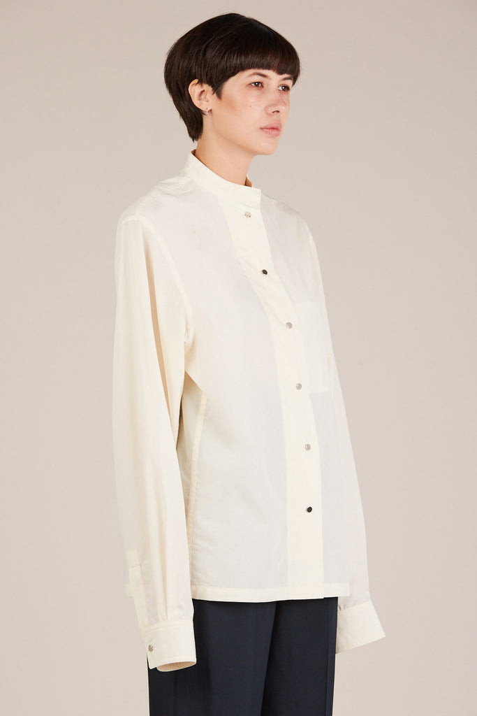 Double Flap Shirt, Butter by Lemaire