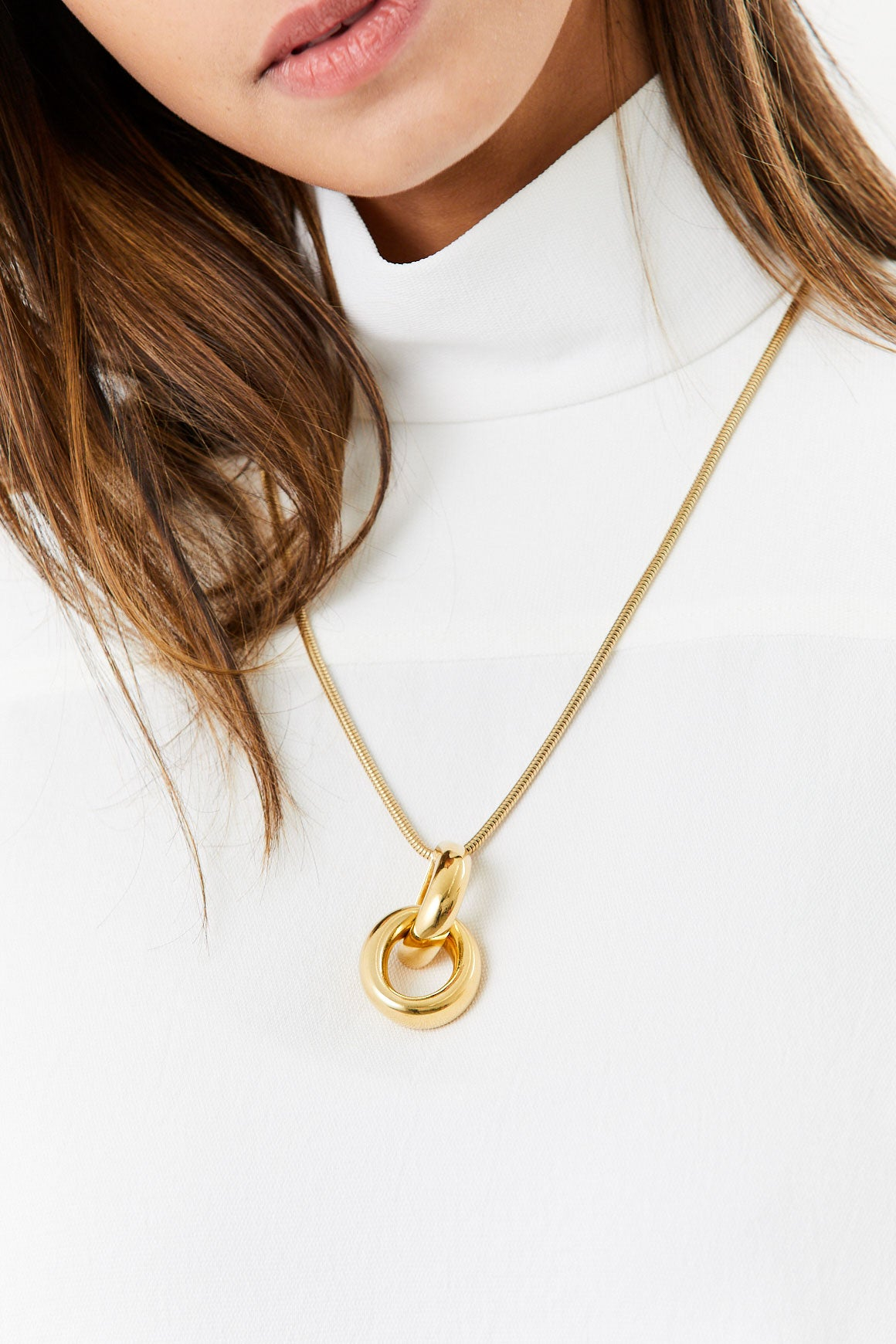 Gabriela Artigas - Link Necklace, Gold