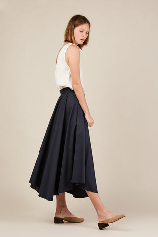 Full skirt, Navy