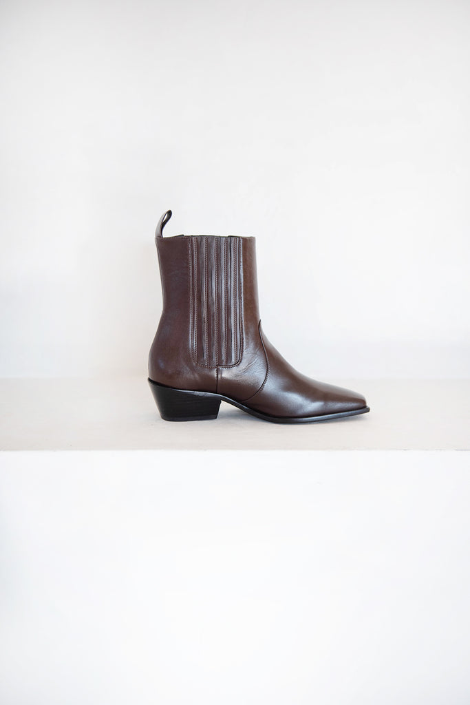MARI GUIDICELLI - hyde boot, brown