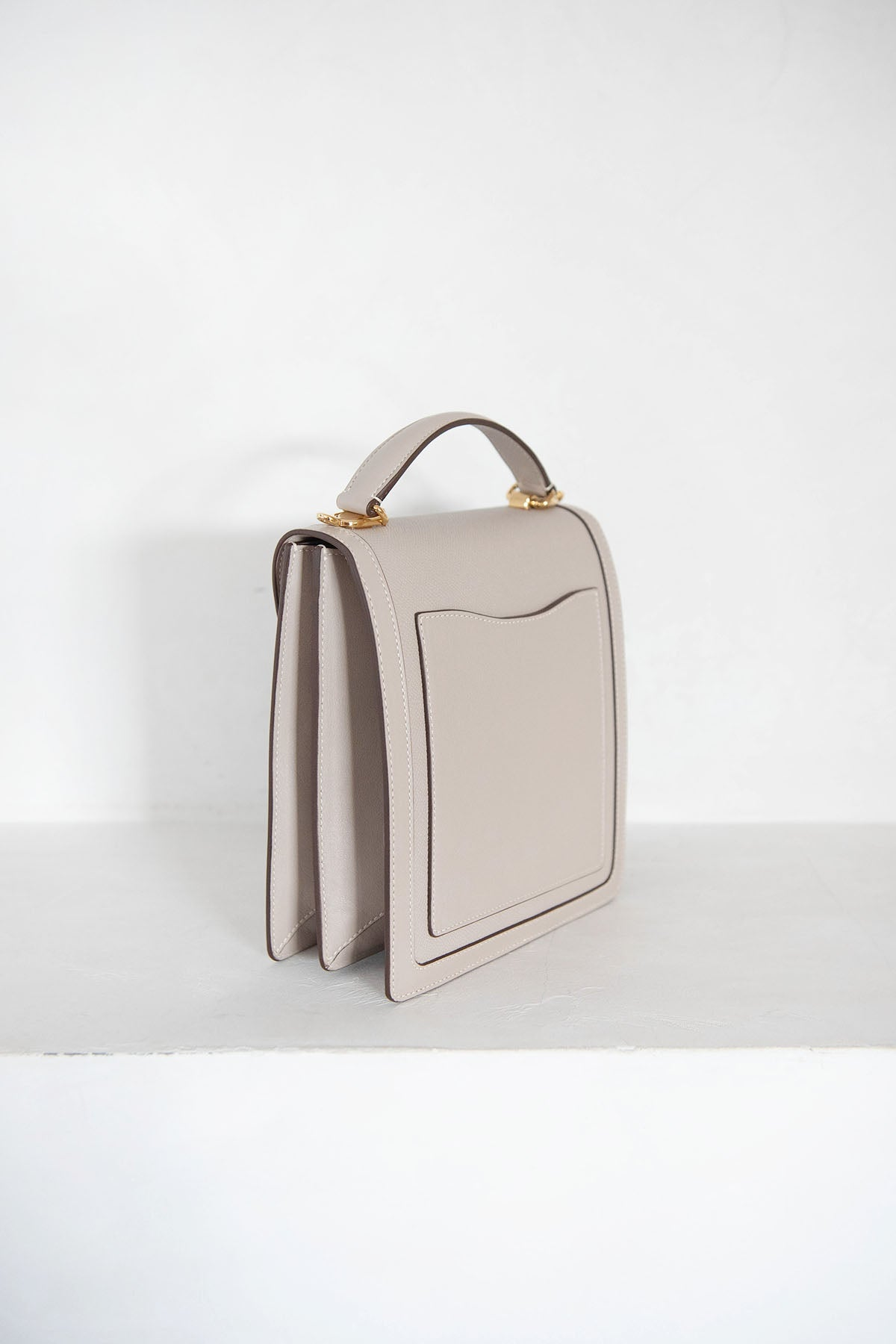 Mark Cross - uptown crossbody bag, taupe