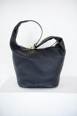 MARNI - small pierce bag, black