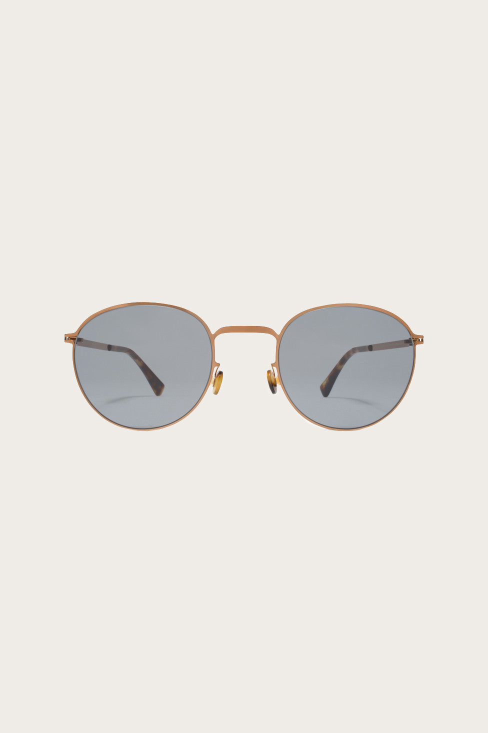 Jonte Sunglasses - Mykita Lite Sun- Shiny Copper