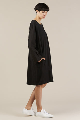 Deron Dress, Black
