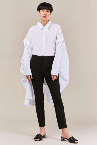 Poet Shirt, White