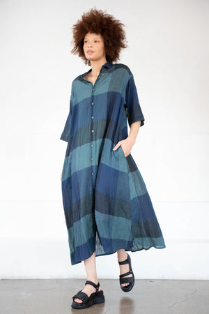 pas de calais - dress, green