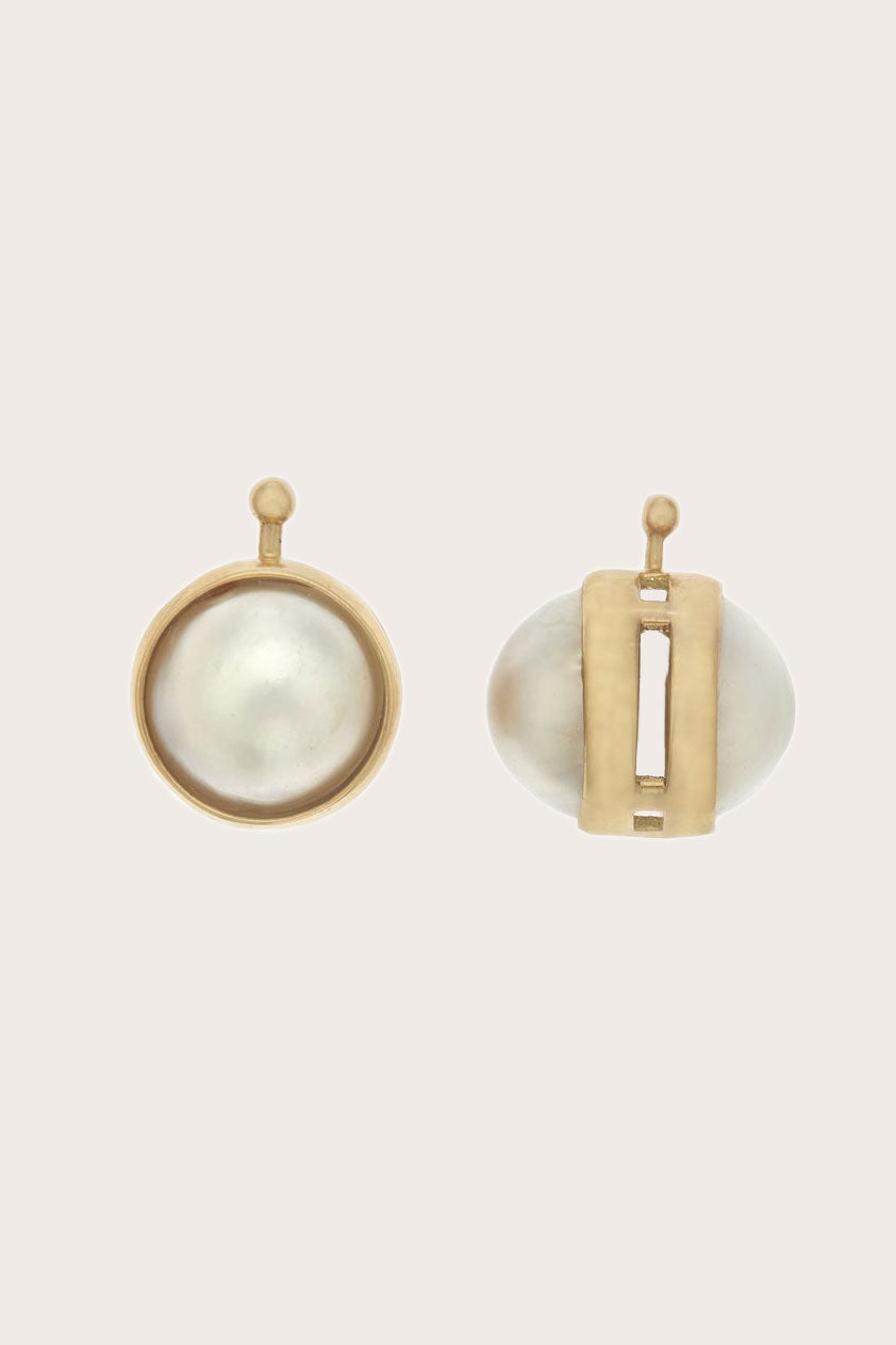 MARLA AARON - Pearl Drop Lozenges, Gold