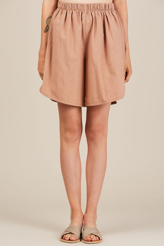 Gao Shorts, Dusty Pink