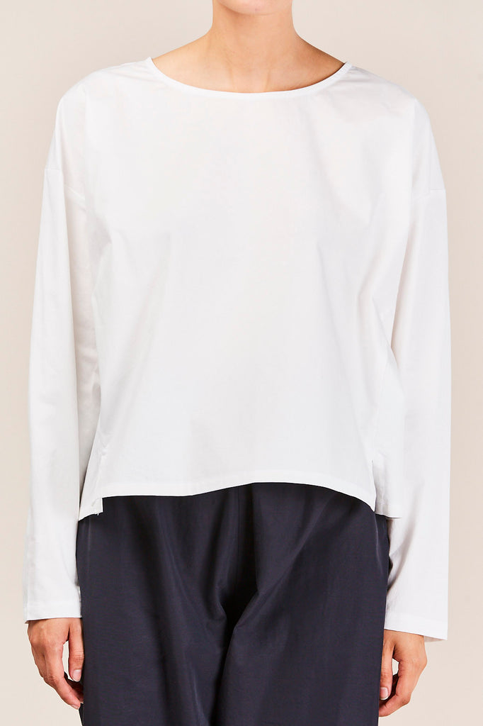 Priory - Suma Top, White