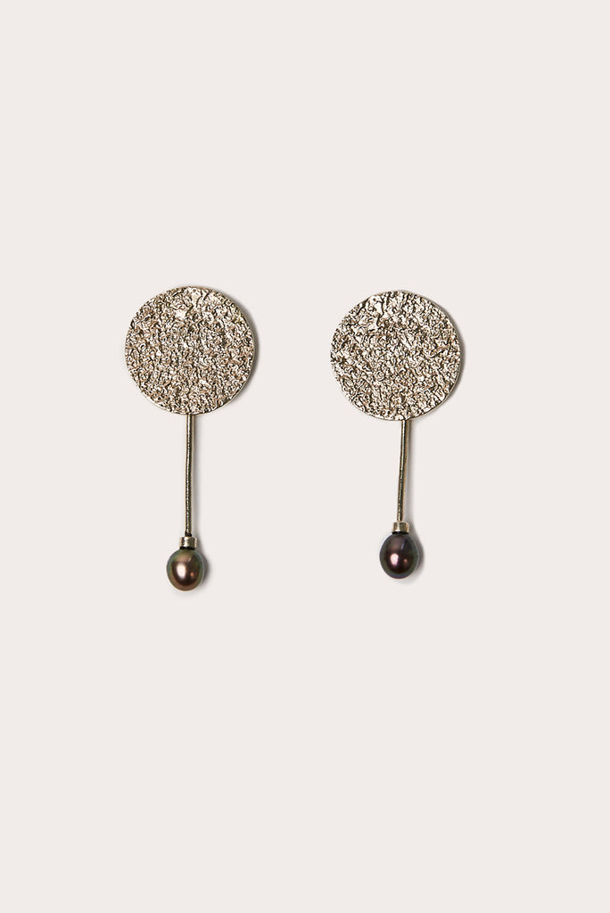 Francesca Pearl Drop Earrings