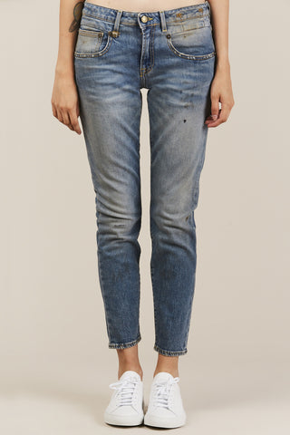 Boy Skinny Shiloh Shredded Jean
