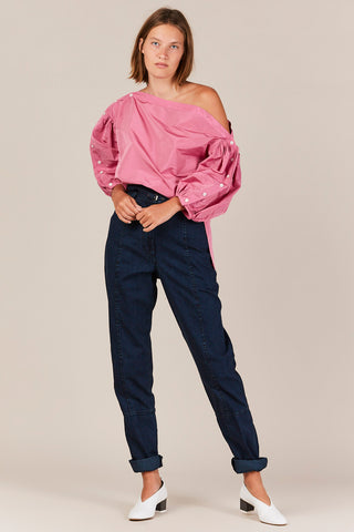 Billow Top, Pink