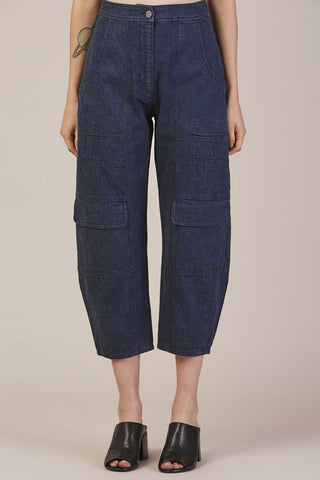 Deviant pant, Denim